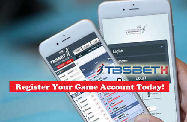 Register Your Sports Betting Account at TBSBet
