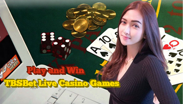 TBSBet Live Blackjack for Malaysia