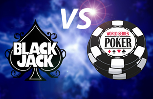 Is Blackjack Better Than Poker?